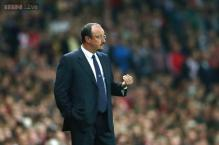 Benitez blames mistakes, not rotation, for Napoli debacle
