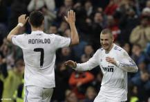 Advantage Real Madrid in title race as Atletico lose 3-0