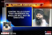 Centre assures SC it will not execute death row convict Bhullar