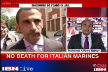 Does MHA's changed stance on Italian marines indicate a deal in AgustaWestland?