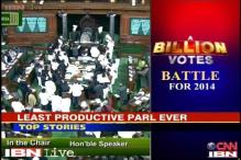 A Billion Votes: Extended winter session begins, 39 bills at stake