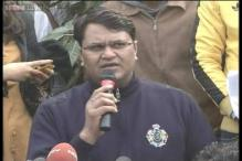 Will withdraw support to AAP tomorrow: Vinod Kumar Binny