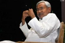 BJP suspends two MLAs for praising Nitish Kumar