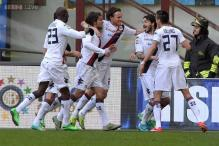 Inter Milan held to 1-1 draw by Cagliari in Serie A