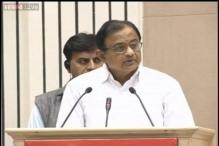 Growth will not be less than 5 pc in 2013-14, says Chidambaram