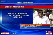 Budget 2014: Watch P Chidambaram's full speech on vote on account