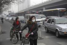 Chinese man becomes first to sue government over smog