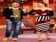 Comedy Nights with Kapil: Do Ranveer, Arjun remind you of Aamir-Salman in 'Andaz Apna Apna'?
