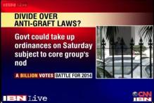 Congress Core Group remains divided on anti-graft Bills