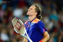 Sixth-seeded Alexandr Dolgopolov ousted from first round in Chile