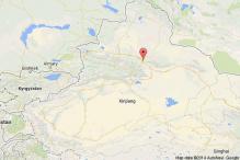 Earthquake of 6.8 magnitude strikes western China