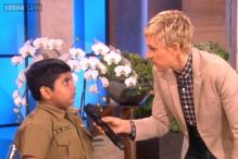 Akshat Singh charms Ellen DeGeneres with his dance moves; receives standing ovation
