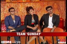 e Lounge Unwind: Arjun, Ranveer, and Priyanka talk about 'Gunday'