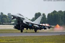 UK keen to offer Eurofighter to India