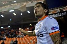Argentina's Ever Banega joins Newell's on loan from Valencia
