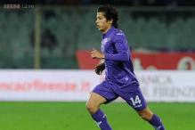 Fiorentina snatch 2-2 draw at Parma in Serie A