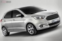 Watch Live: Ford unveils the global Ka concept in India