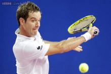 Richard Gasquet beats Mathieu to reach Open Sud quarters