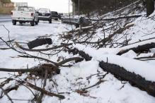 Georgia road officials apologise for overreacting to snow risk