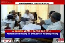Keshubhai Patel to quit politics, says GPP should merge with BJP