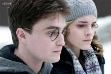 Harry Potter and Hermione Granger should have married, admits JK Rowling