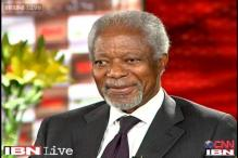 Ideas 2014: One should have a sense of value, says Kofi Annan on subsidies in India