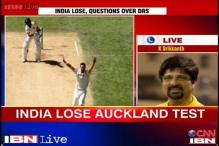 Kris Srikkanth bats for DRS after Auckland defeat