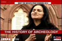 Prof Nanyanjot Lahiri's works win her Infosys Award in humanities