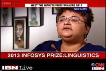 JNU professor Ayesha Kidwai wins 2013 Infosys Prize for Linguistics