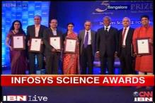 Infosys Science Awards: Three of the seven awardees are women