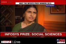 Professor AR Vasavi wins Infosys Prize for Social Science