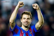 Levante draw 1-1 at Valladolid in Spanish League
