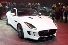 Auto Expo 2014 Jaguar Land Rover lineup: F-TYPE Coupe, Range Rover LWB and Project 7