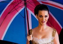 Singer Katy Perry named UK woman of the year