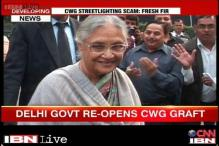 Delhi government reopens CWG scam case, targets Sheila Dikshit