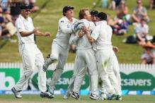New Zealand unchanged for first Test against India