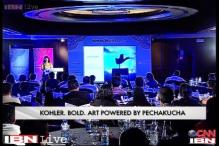 Watch: Bold Art evening by Kohler India