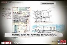 Kohler Bold Art: A celebration of Art and design