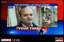 Youngsters feel deceived as Kejriwal steps down
