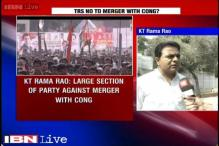 Doubt over Cong-TRS merger as majority favours alliance: KTR Rao