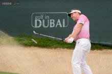 Stephen Gallacher  takes two-shot lead over McIlroy in Dubai
