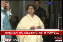 Mamata says no meeting with US ambassador Nancy Powell