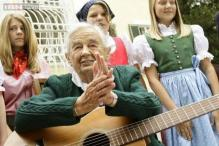 Maria Von Trapp, the last of the singing children immortalised in the movie musical 'The Sound of Music' is dead