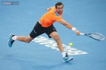 Marin Cilic reaches Zagreb Indoors quarters