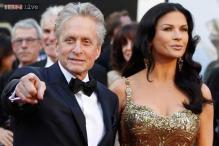 Michael Douglas, Catherine Zeta-Jones plan to renew vows?