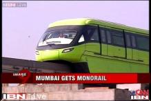 Watch: Mumbai get India's first monorail