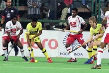 Ranchi Rhinos beat Mumbai Magicians 1-0 in HIL