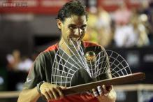 Rafael Nadal wins Rio Open, Nara takes women's title