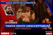 News 360: Rahul Gandhi backs Northeast students, assures strict action