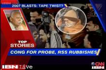 News 360: Aseemanand's alleged interview links RSS chief  to 2007 terror strikes
